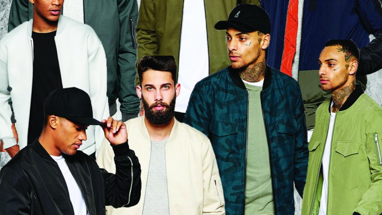 What you should buy: Bomber Jackets (Men's version)