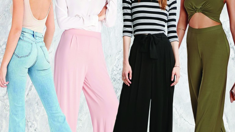Obsessed with: Wide Leg Pants