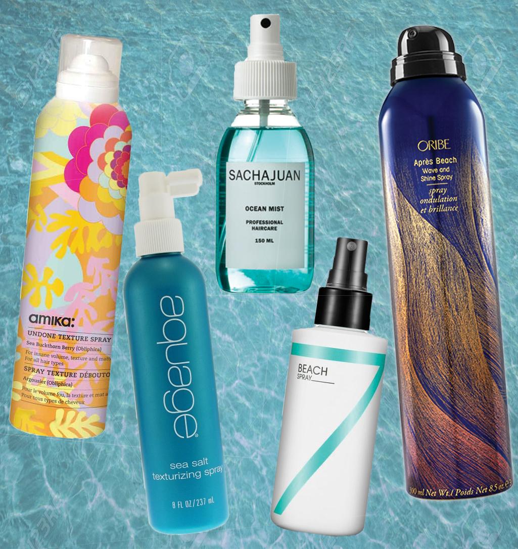 My top 5 favorite texturizing sprays
