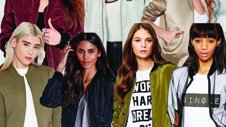 What  you should buy: Bomber Jackets (Women's Version)